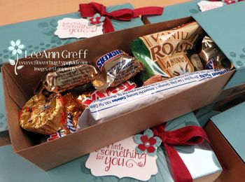 Convention gift boxes
