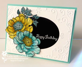Blendies bloom with hope card