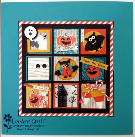 Sept Halloween sampler