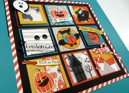 Halloween sampler 1