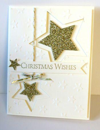 December club stars card
