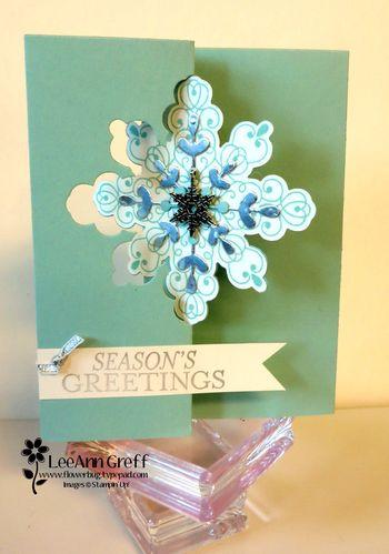 Snowflake thinlit