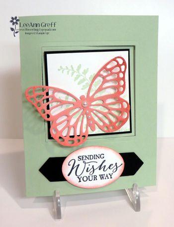 Feb Club Butterfly Basic Pop up Swing