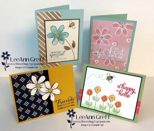 Garden in Bloom cards
