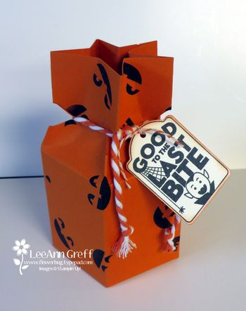 Spooky star box