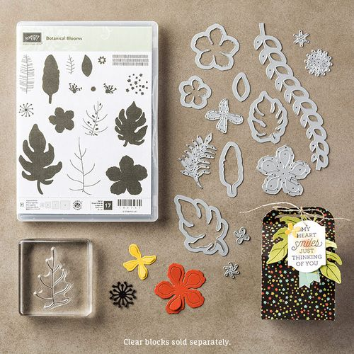Botanical Blooms bundle.