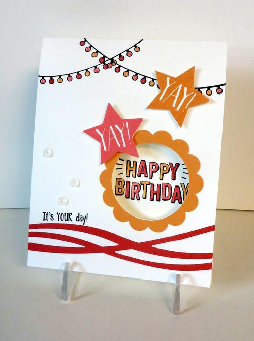 Confetti Celebration birthday