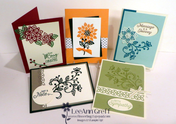 Flourishing Phrases cards