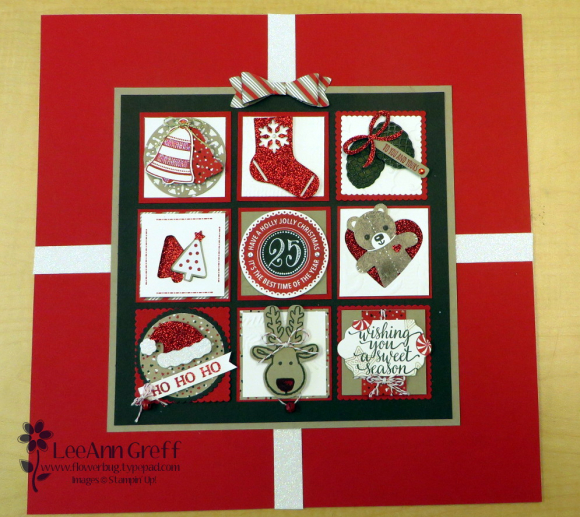Candy Cane Lane sampler 1
