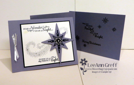 November Star of LIght cards 1