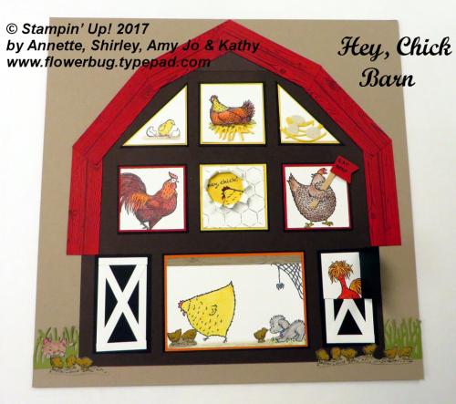 Hey Chick barn