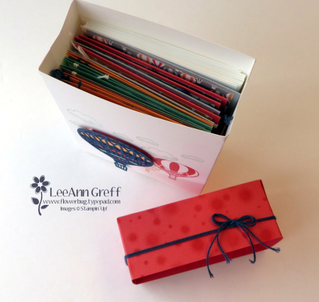 Gift Bag cards box