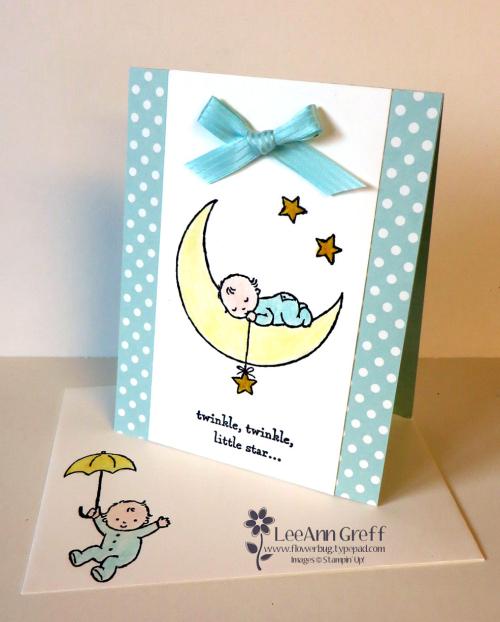 April Moon Baby