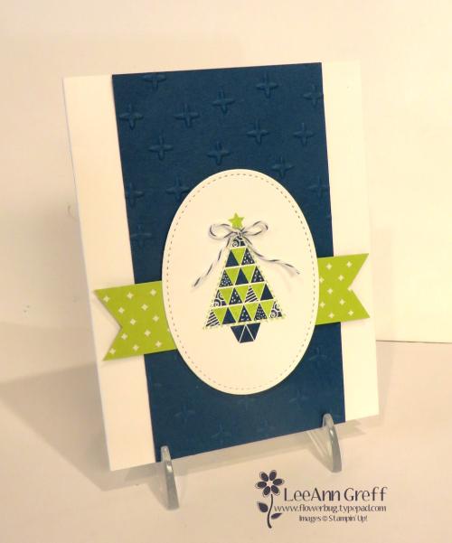 Christmas Quilt Tree