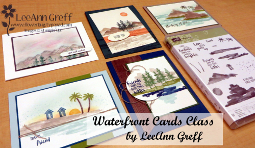Waterfront class cards