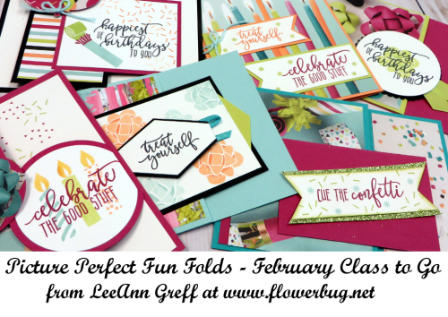 Picture Perfect Fun Folds