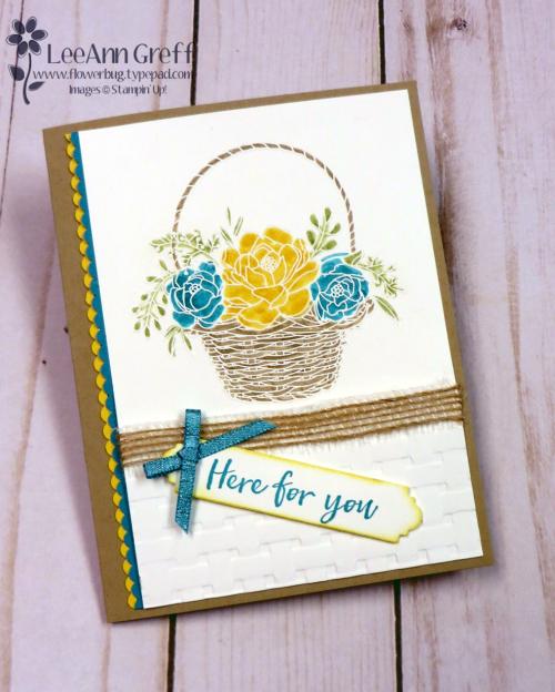Blossoming Basket Blends