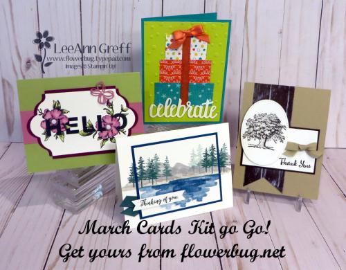 March Card Addiction class cards