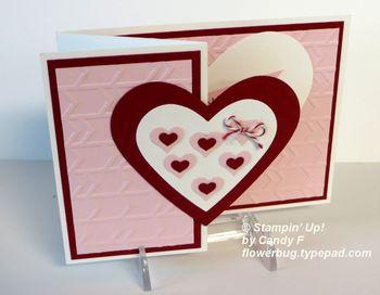 February Candy Valentine.