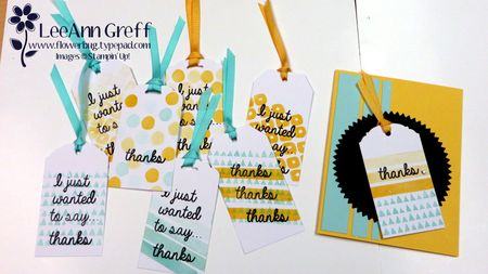 Feb 15 PP tags and card.