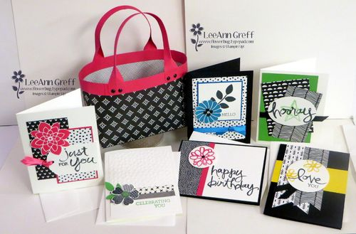 1 piece bag with cards