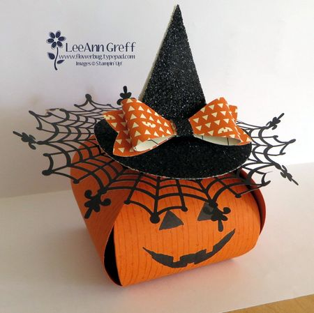 Witches Curvy Treat box