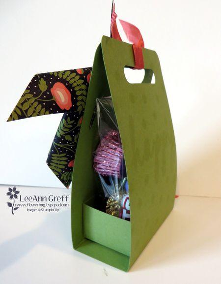 Pinwheel box back