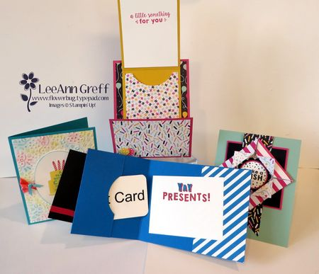 Party Wishes cards 1