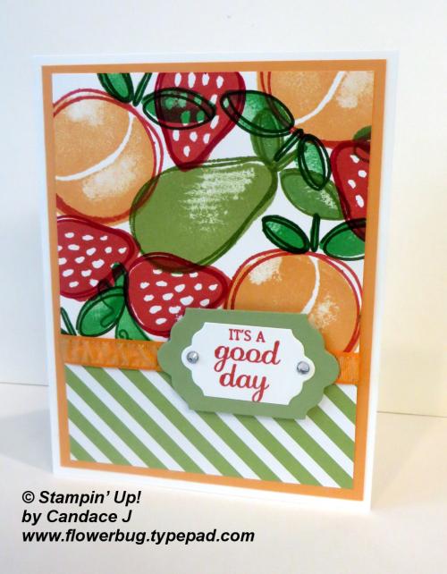 July Candace J Fruit