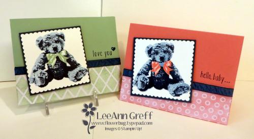 Baby Bear WS cards