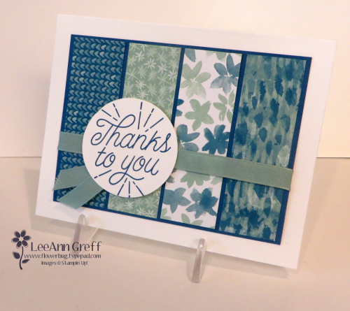 Blooms & Bliss card