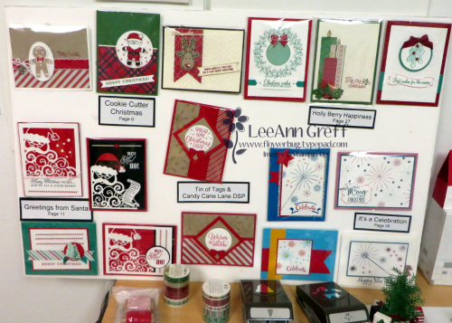 Open house Christmas cards