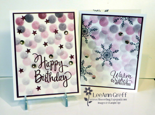 Ombre cards 2