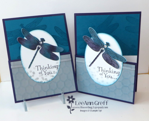 Dragonfly Dreams cards .