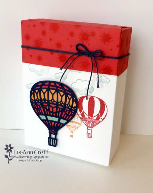 Lift Me Up Card box