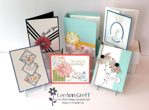 Daisy Delight Cards in a box