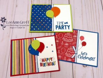 Birthday Memories kit