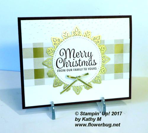 Snowflake Sentiments Kathy M