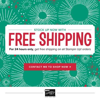 Free Shipping november 27