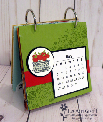 Coaster May page