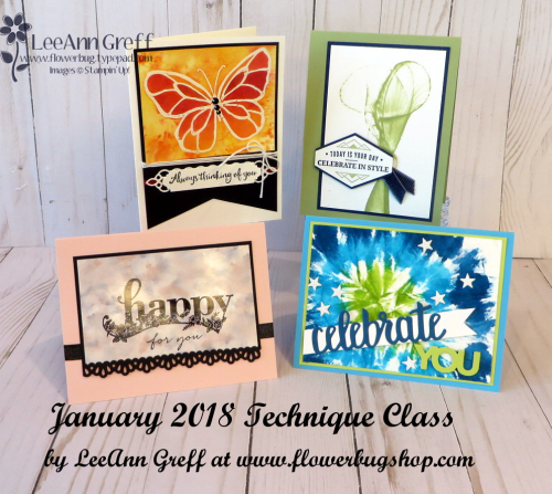 2018 January tech class cards