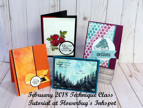 Feb technique cards