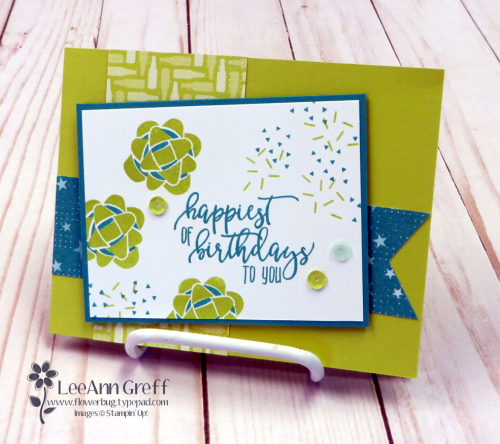 Picture Perfect Birthday Lime