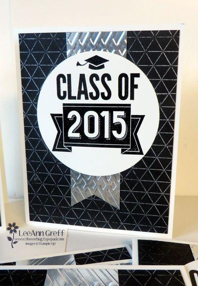 Class of 2015 grad cards.