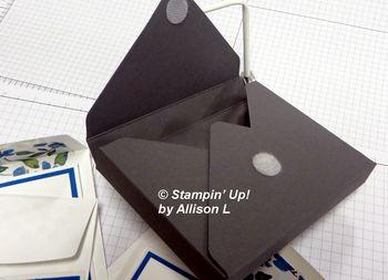 Allison's Note card box