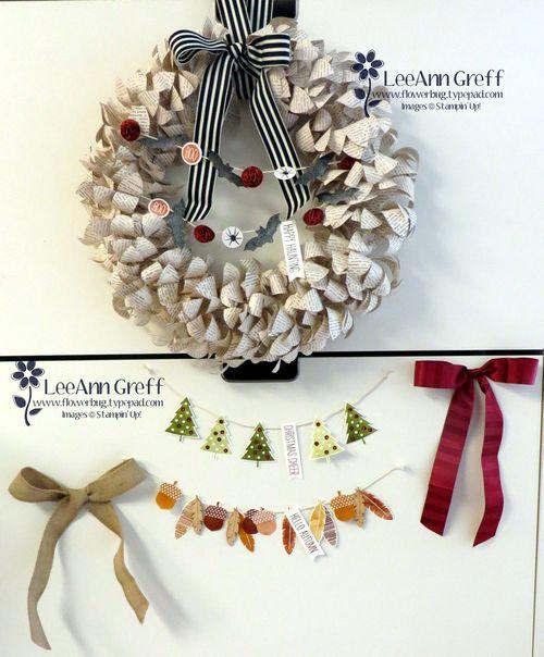 Season to Season wreath