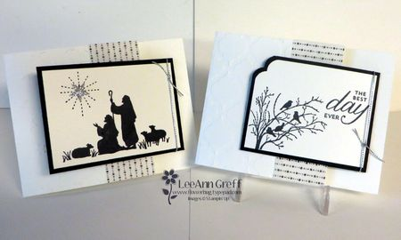 Oct kit cards white black