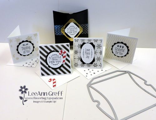 Square Pillow Box gift set