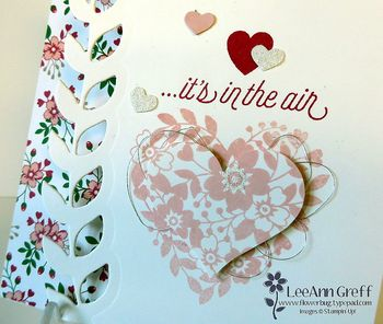 January Bloomin Love cards