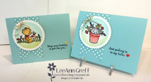 Pretty KItty WS cards